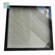 Heat Resistance Ocean Blue Tempered Double Glazed Low-e Glass