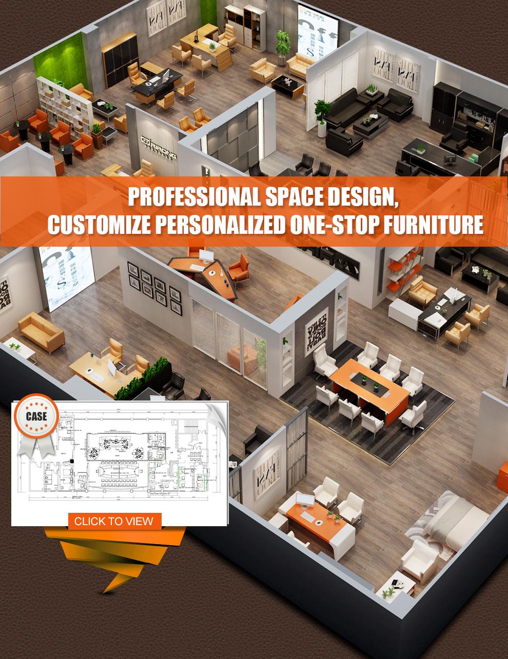 foshan dongshen (rirong) furniture co., ltd. - office table,office ... - Designer Chefmobel Moderne Buro