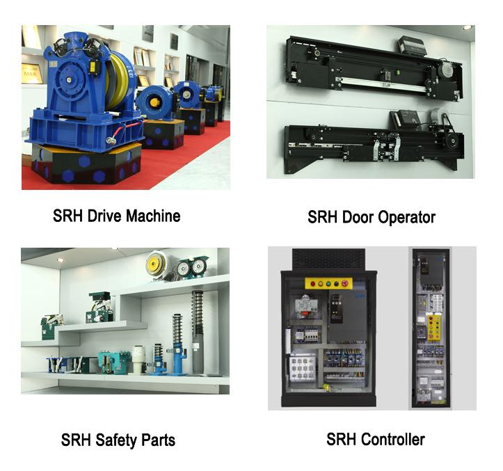 Asansor By Sicher Elevator China Supplier