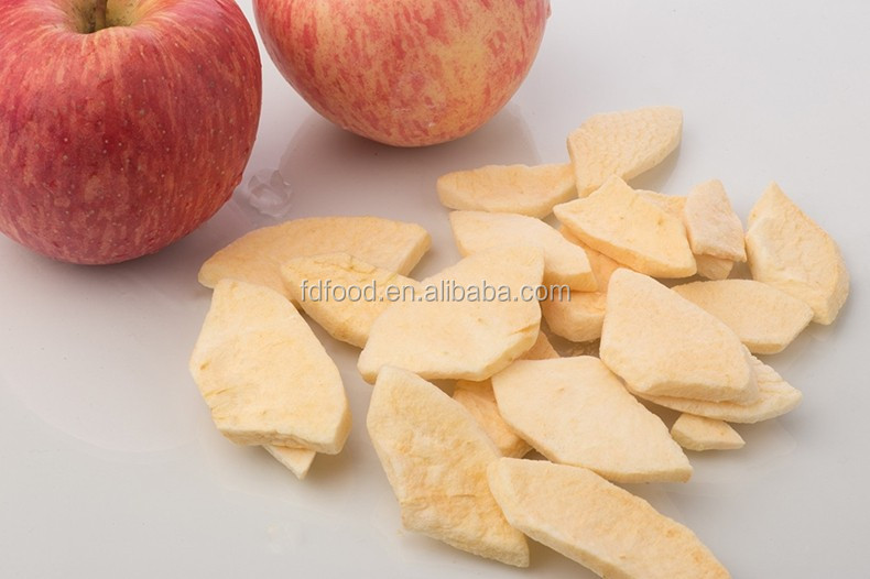 Dried Style And Bulk Packaging Fruit Freeze Dried Apple Slice ...