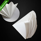 Qualitative lab used filter paper color white with good quality