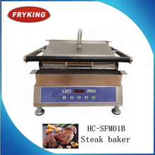 New Electric Steak Grill Machine Electric Barbeque Gril l/ Meal Maker / Express Contact Grill