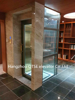New design cheap price residential elevator for home use for Price of home elevator