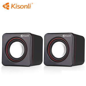 Cheap Computer Mini Digital Sound Box Tower Speakers With Volume Control