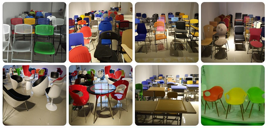 Wholesale folding chairs with writing pad Modern used theater seats for sale LT08