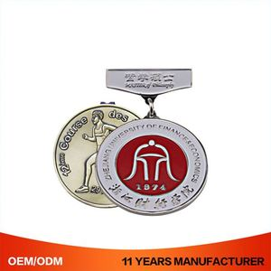 Virgin Money London Marathon 35Th Race Offical Anniversary Metal Medals