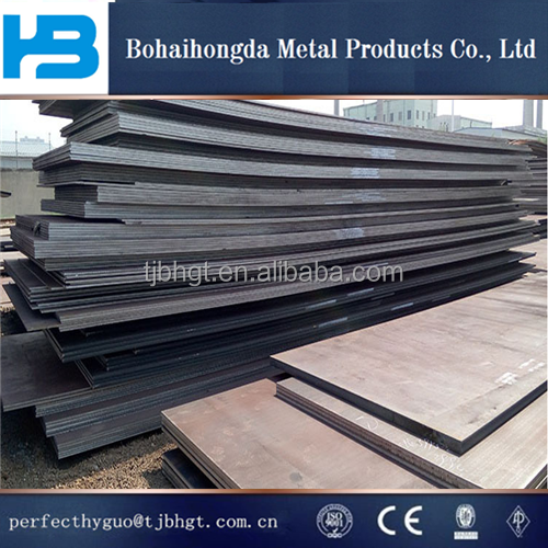 China Tianjin Prime quality Q235 MS plate carbon hot rolled steel sheet