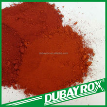 Color Pigment Iron Oxide Red Pigment for Decorative Concrete Wall
