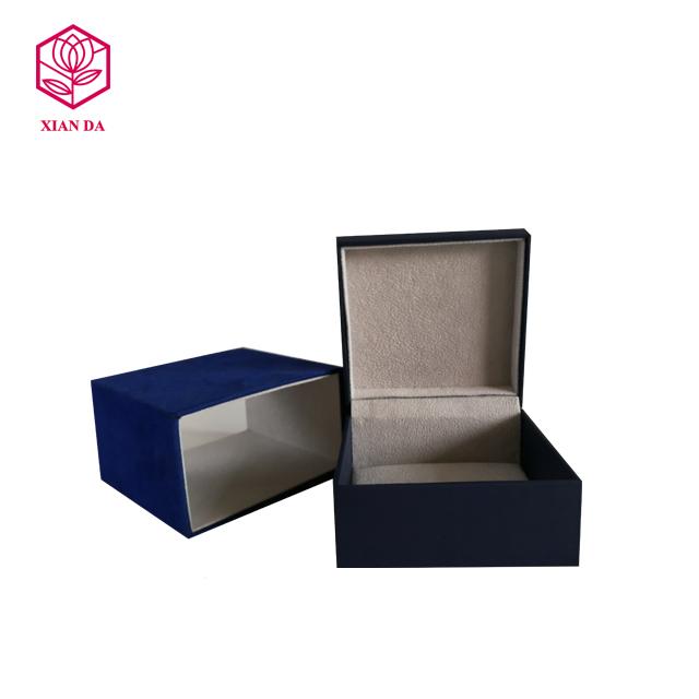 Factory Wholesale Handmade Packaging Luxury Pu Leather Watch Box