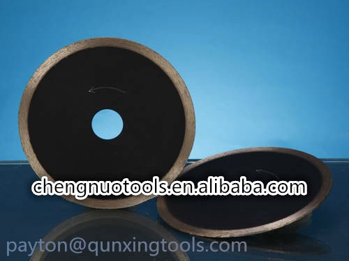 High quality Diamond continous Saw blade with cold press for granite by china suppiler (manufacture)