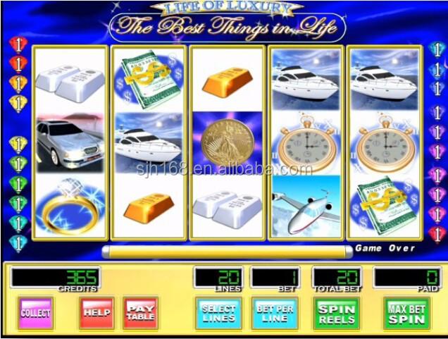 Life Of Luxury Game