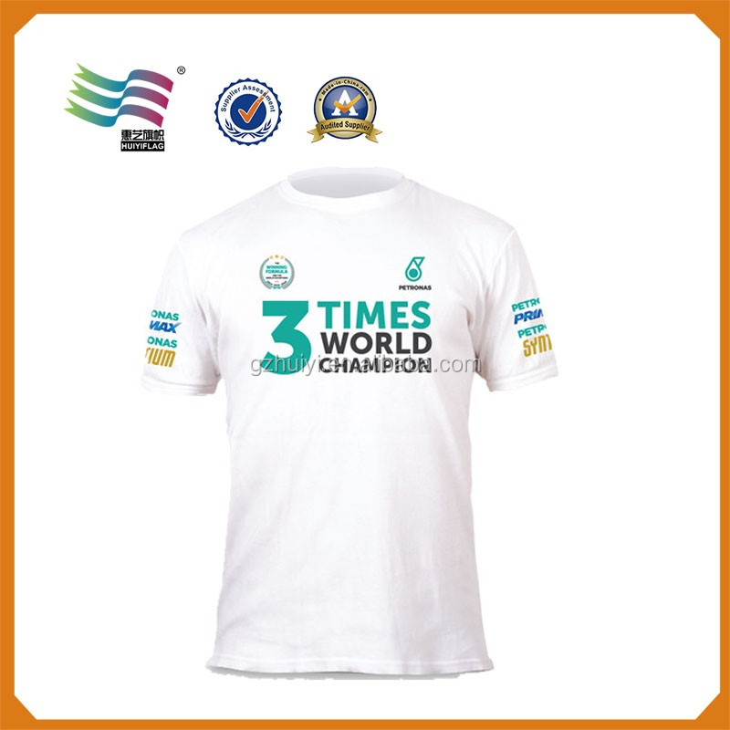 Quickly dry custom wholesale t shirt printing buy for T shirt printing in bulk