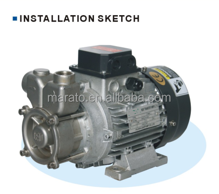 Hot Oil Circulation Pump, Oil Transfer Pump