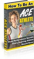 How to Be an Ace Athlete Sneakers Running eBooks