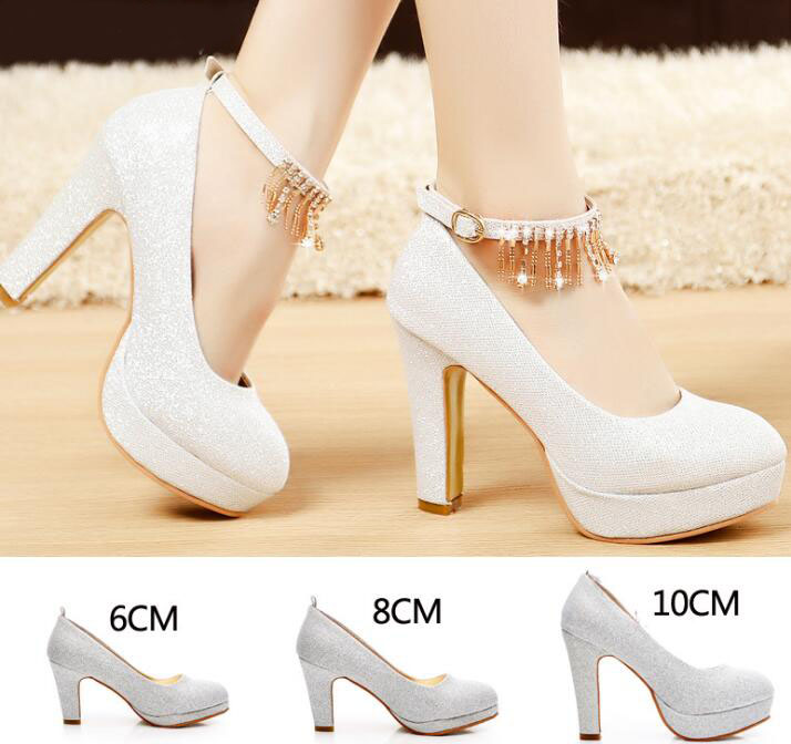 Up 0118d La S High Heel Shoes Beautiful Fashion Bridal Wedding Shoes Women