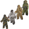 foreast woodland camouflage ghillie suit hunting suit made by oxford