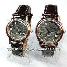 China factory allibaba.com new technology custom japan movt leather watch wrist watch