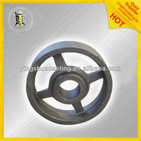 OEM cast iron pulley wheel