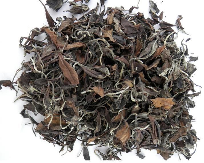 Chinese White Tea Shoumei 3 years Old Tea Leave - 4uTea | 4uTea.com