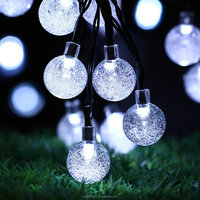 Outdoor lighting garden christmas decoration solar lighting