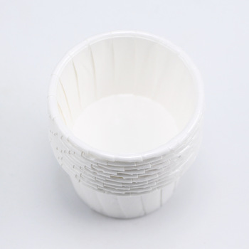 10pcs/set 3cm in height paper bowl for melting hard wax bean