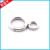 2017 Best Selling Factory Directly Selling Wholesale High End Metal Spring Ellipse Shape Snap Hook