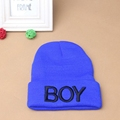Toddler Baby Girl Boy Winter BOY Skull Hat Warm Beanie Caps Woolen Ski Hats