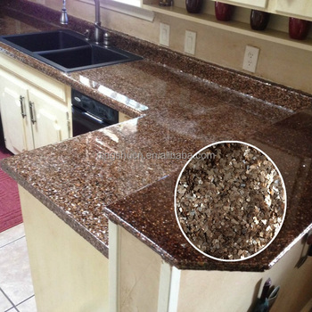Multicolor Paint Mica Flake For Granet Granite Stone Solid