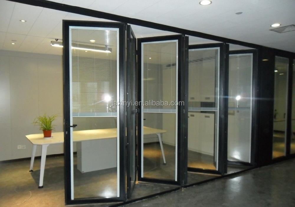 Germany Hardware Commercial Entry Aluminium Bi Folding Doors Buy Aluminum B