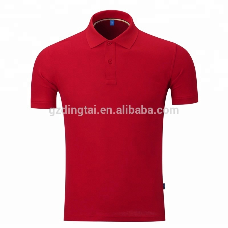 Wholesale Custom Plain Cotton Spandex Us Golf Formal Polo T Shirt For Men And Women