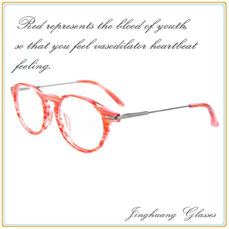 Roten Rahmen Brillen Rezept,Brillengestelle Frauen,Neueste Optische ...