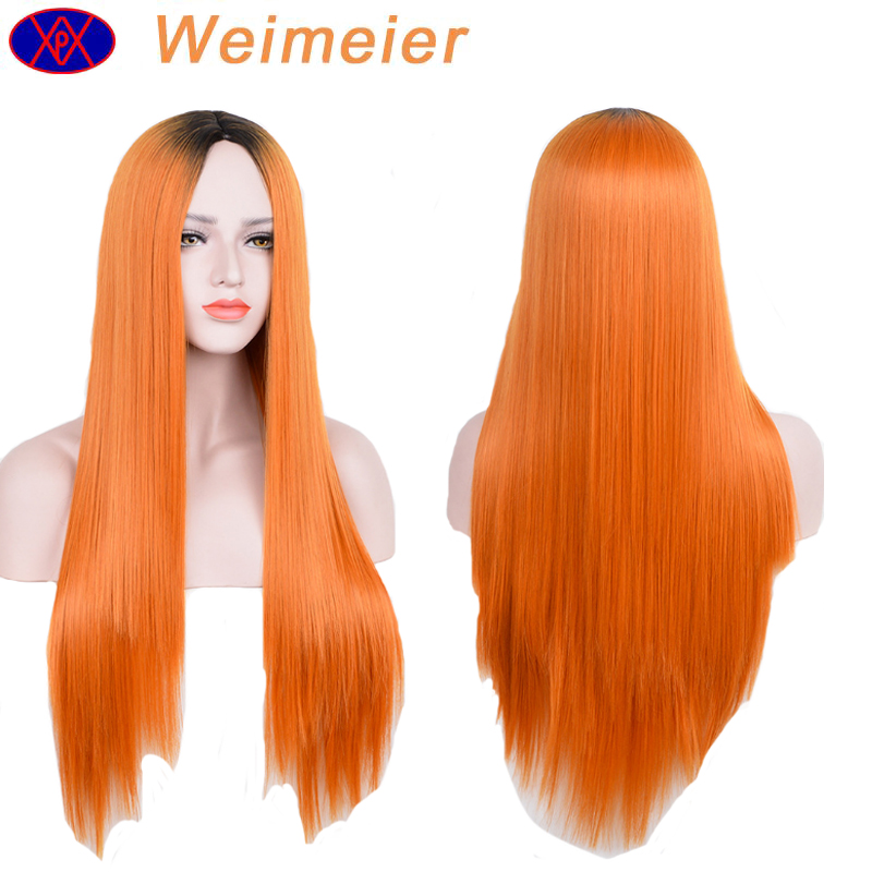 Hair Extensions Wig Kylie Jenner Hair Long Silky Straight Hair Synthetic Fiber Styles For Black Women Buy Sunthetic Fiberlong Silky Straight