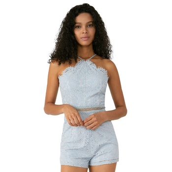 Buy Open Summer Floral Girls Cheap Harem Back For Jumpsuit q8ZwwS5dx