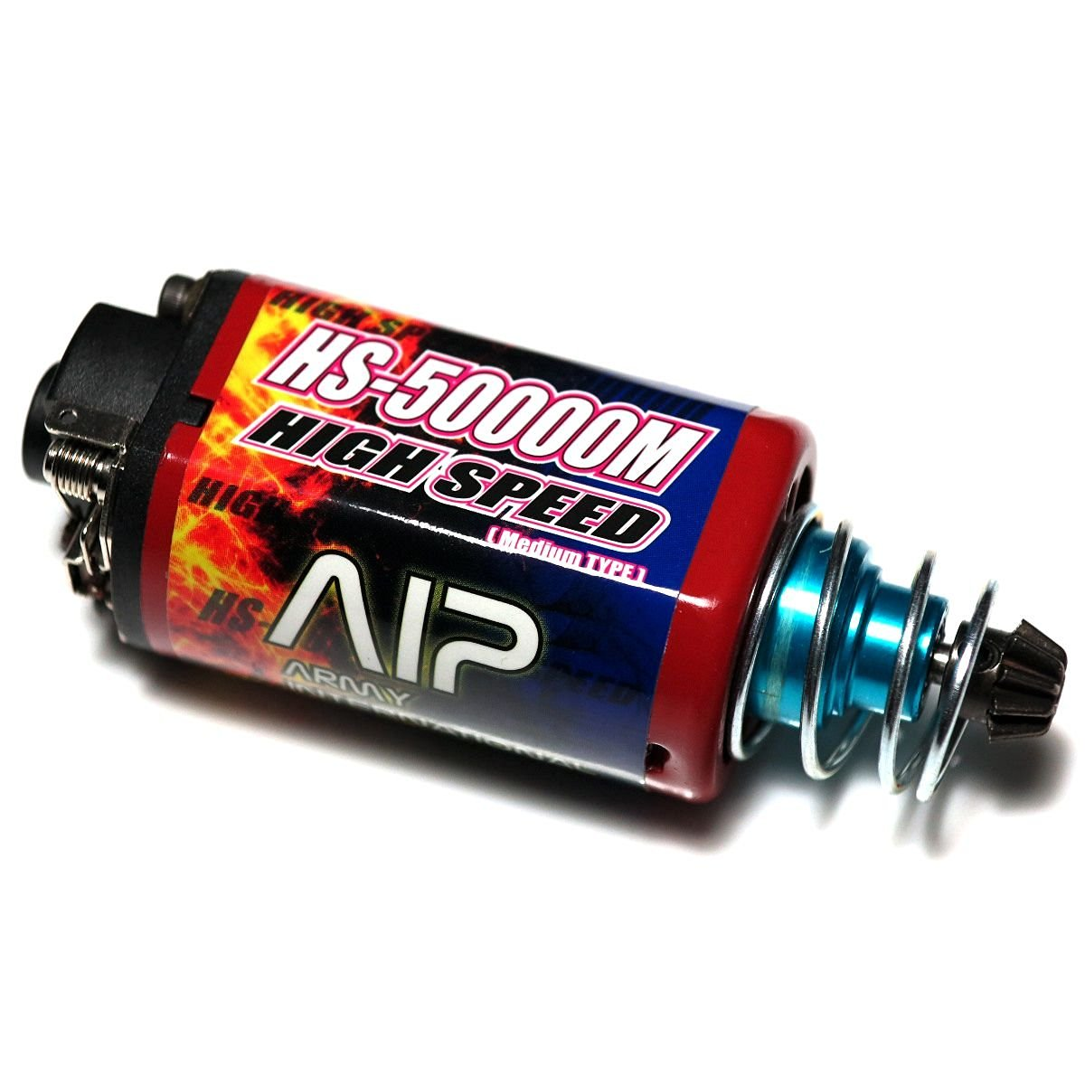 AEG Airsoft Wargame Shooting Gear AIP AIP019 AIP High Speed AEG Motor HS-50000 (Medium Type)