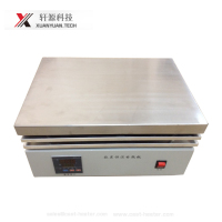 300*200mm stainless steel mica laboratory hot heating plate