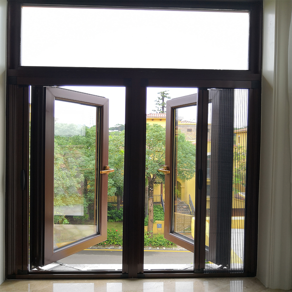 039 Cheap house windows for sale pvc bathroom door track roller triple sliding door screen insect screen door Beauty for room