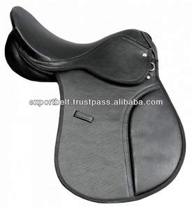 Black Leather Horse Saddle | Horse Saddle Products | Horse Saddle
