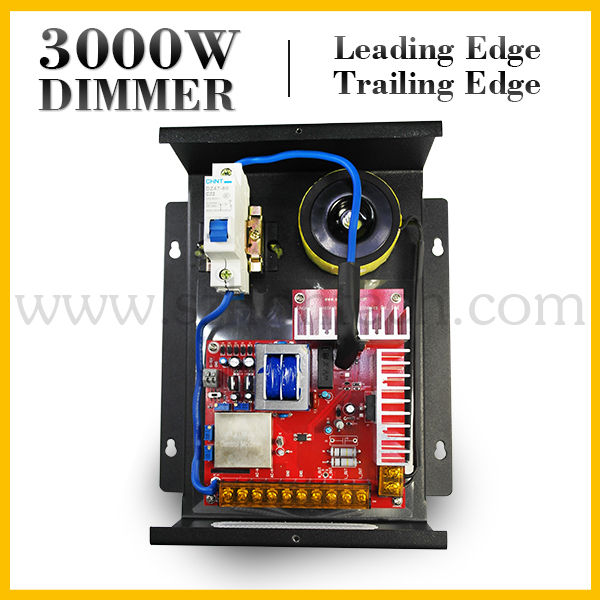 Led Triac Dimmer,Dimmer Switch For Led Lights,3000 Watt Trailing ...