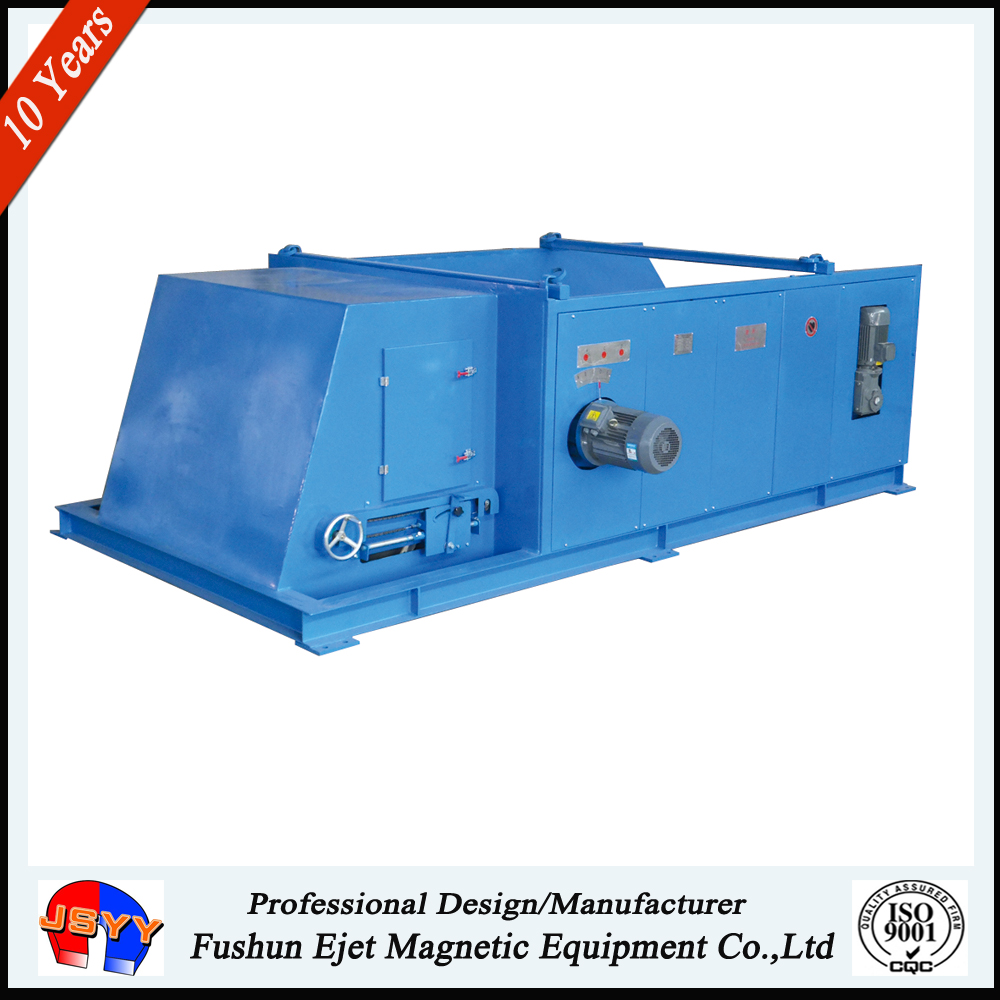 Eddy Current Separator for PET Flakes Separation