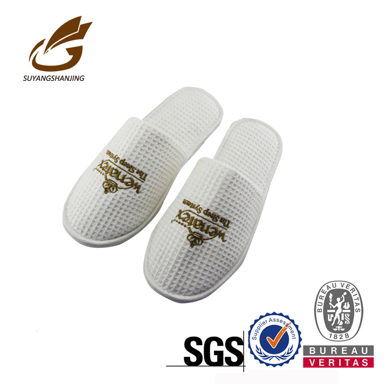 5 Star Wholesale Cheap High-quality Slippers Customised Logo  Quality Cotton Slippers