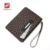 Fashion pu leather travel passport wallet, personal organizer woman wallet