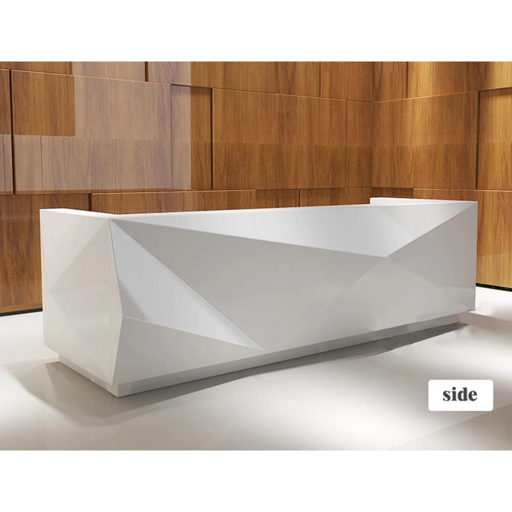Modern Designs High Quality Office Front Counter Reception Desk