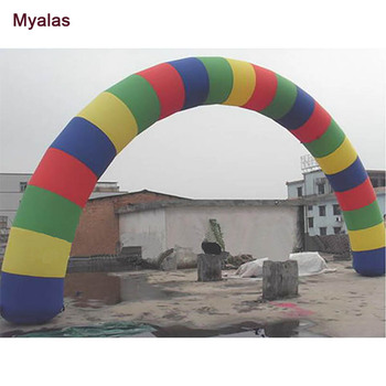 Advertisement promotion events inflatable entrance arches
