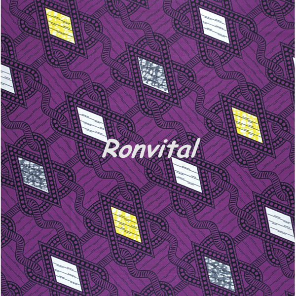 Item No.044239 Factory price direct made to order african imitation wax printed fabric