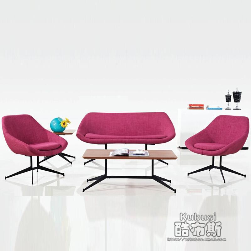 Get Quotations · Scandinavian Modern Parlor Sofa Soft Bag Sofa Office Sofa  Office Sofa Minimalist Business