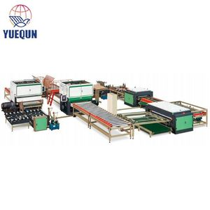 1550x1550mm Melamine Laminated Plywood Boards Double Size Cutting Saw Machine