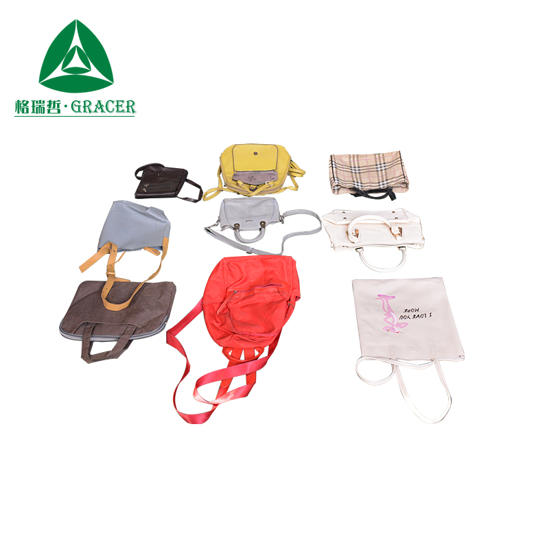 Cheap second hand bags bale from korea