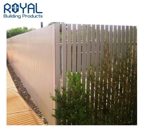 Recinzione Da Giardino In Pvc Royal Europa.Recinzioni Privacy Giardino All Ingrosso Acquista Online I