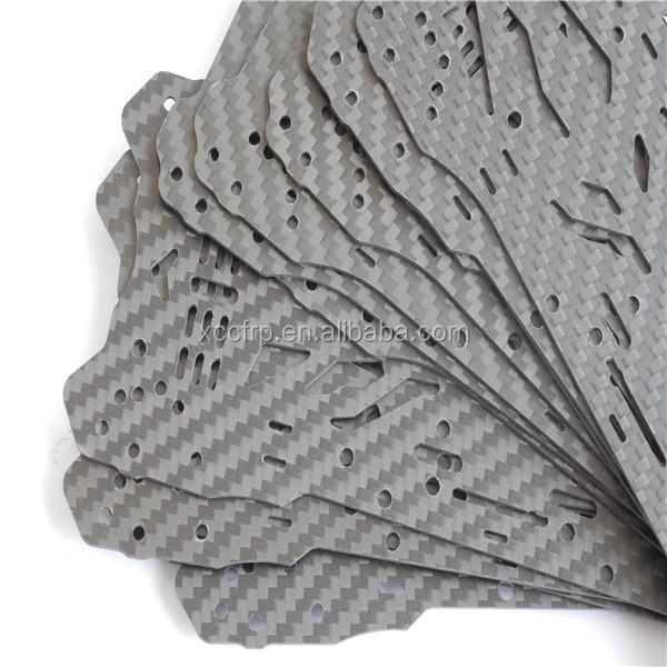 Customized Carbon Fiber Car Body Parts Carbon Rc Parts For Sales ...