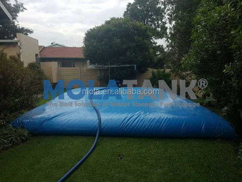 Portable Collapsible 20000l Water Storage Tank 35000l Pillow Water ...